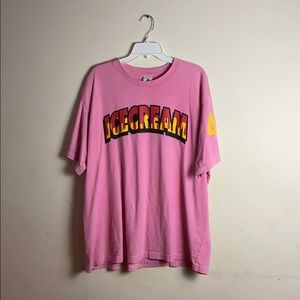 BBC ice cream t drip t shirt
